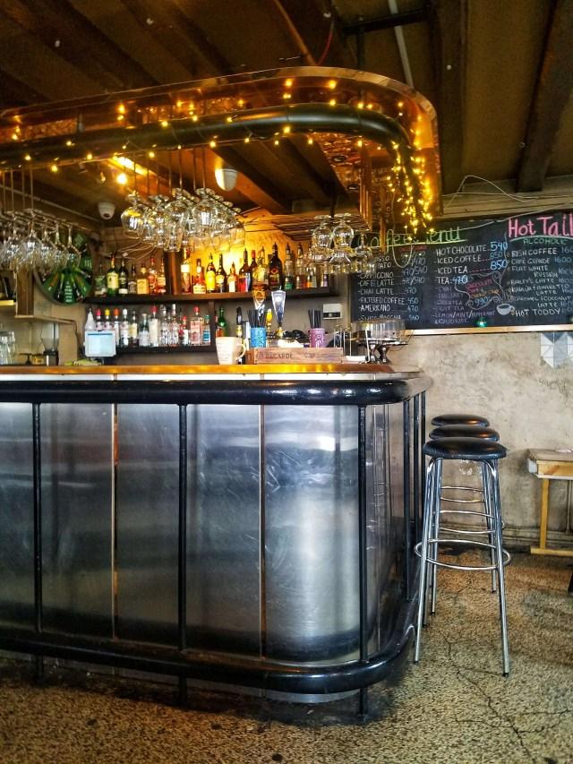 Koffin Bar Reykjavik