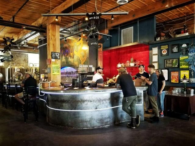 Foam Brewers, Burlington