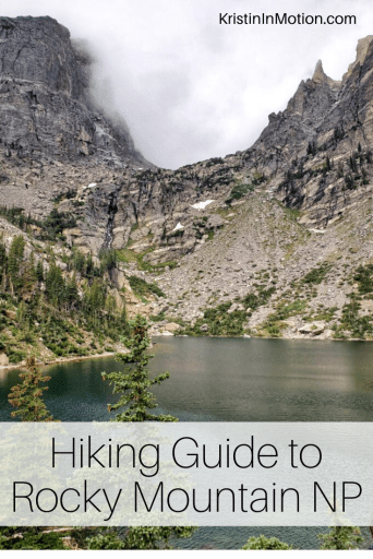 Rocky Mountain National Park is notorious for the beautiful views and amazing hiking trails for all levels. Here is a hiking guide to start with!  #hikingguide #rockymountains #nationalpark #rmnp