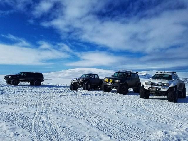Iceland Glacier Tours