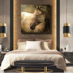 equestrian art for contrast and beauty