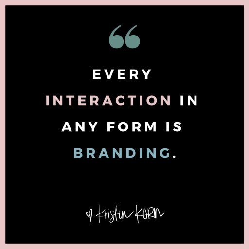 Branding is the intentional process of creating a unique representation of a product, company, service, or YOU in the consumer's mind.