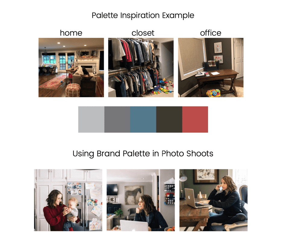 how to choose your brand palette by Kristin Korn