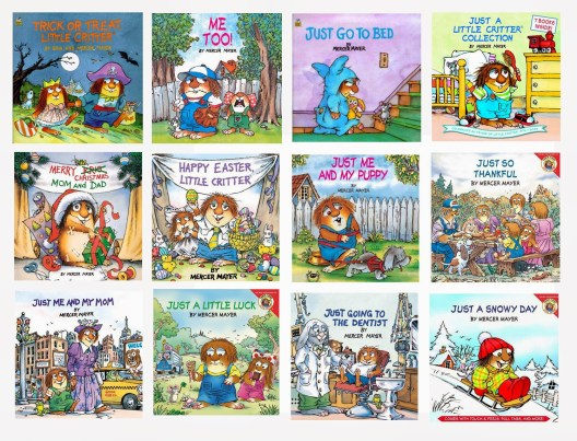 Image result for little critters books