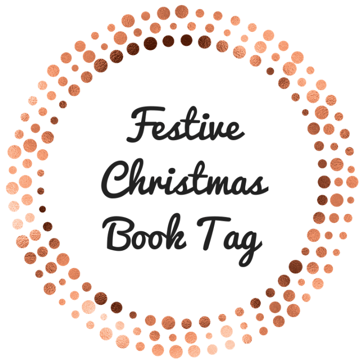 Festive Christmas Book Tag