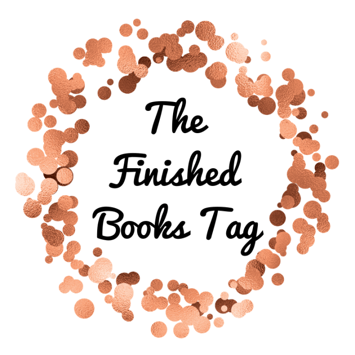 The Finished Books Tag