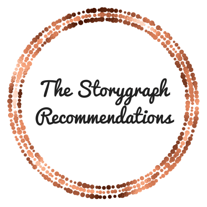 Books Recommended to Me by The Storygraph