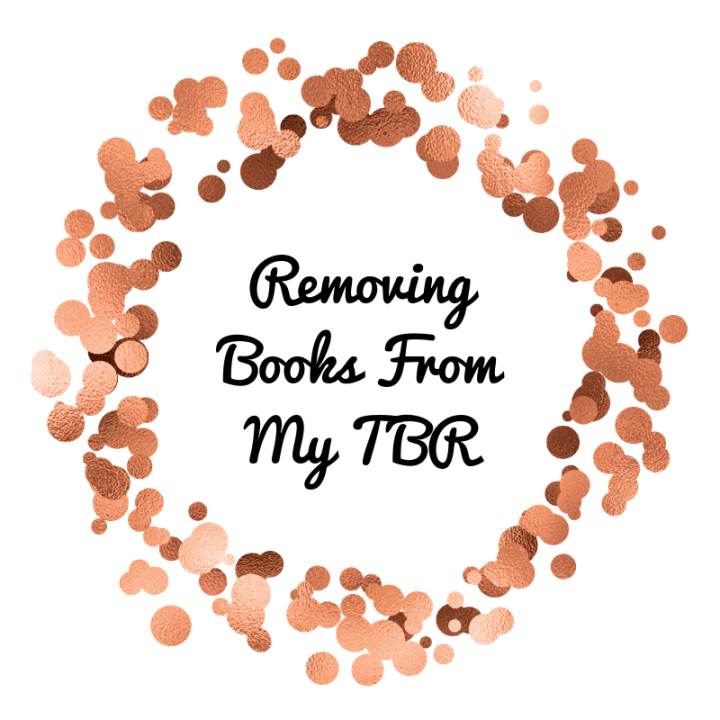 Removing Books From My TBR #1