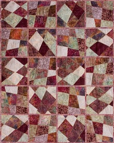 Crazy Quilt (front)
