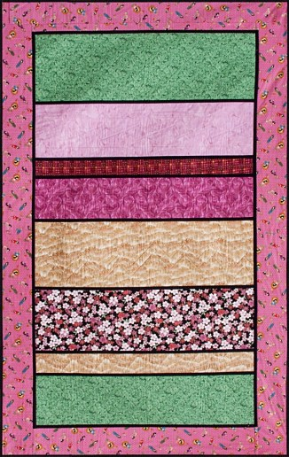 Seminole Quilt (Back)