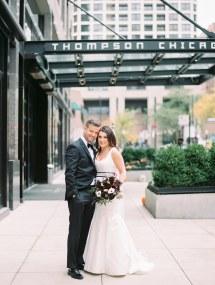 Thompson Hotel Chicago Wedding - Kristin La Voie
