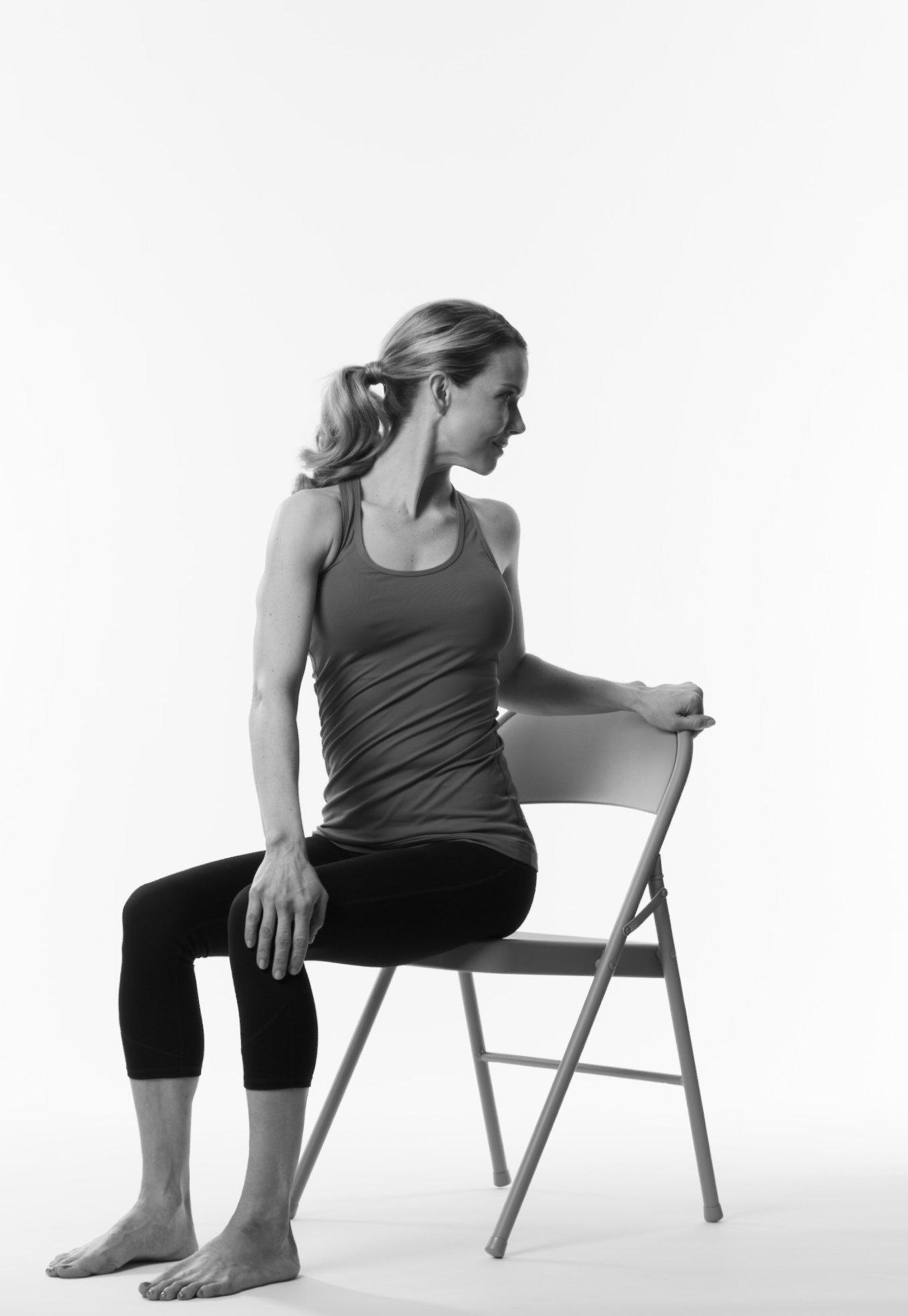chair gym exercise book korum fishing on ebay yoga my releases today amazon kristin