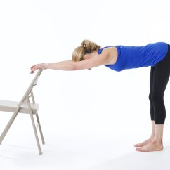 Chair Yoga Videos Overstuffed Club Chairs Standing Exercises More Ways To Do With
