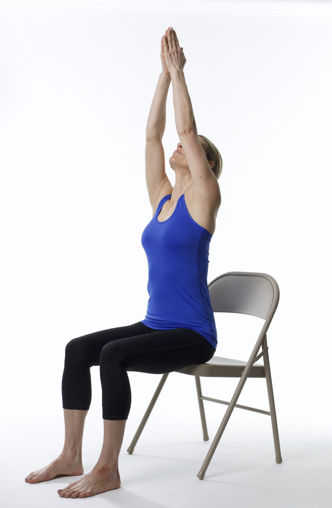Why Chair Yoga Could Be The Answer To Your Fitness Woes