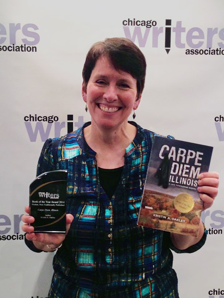 Kristin Wins Book of the Year