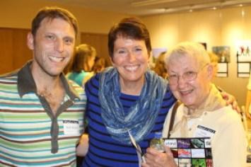 115 - Rich Brandt, Kristin Oakley and Leone Castell Anderson