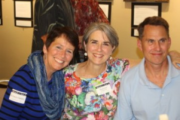 67 - Kristin Oakley, Shannon and Bruce Anderson