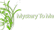 Mystery to Me Logo