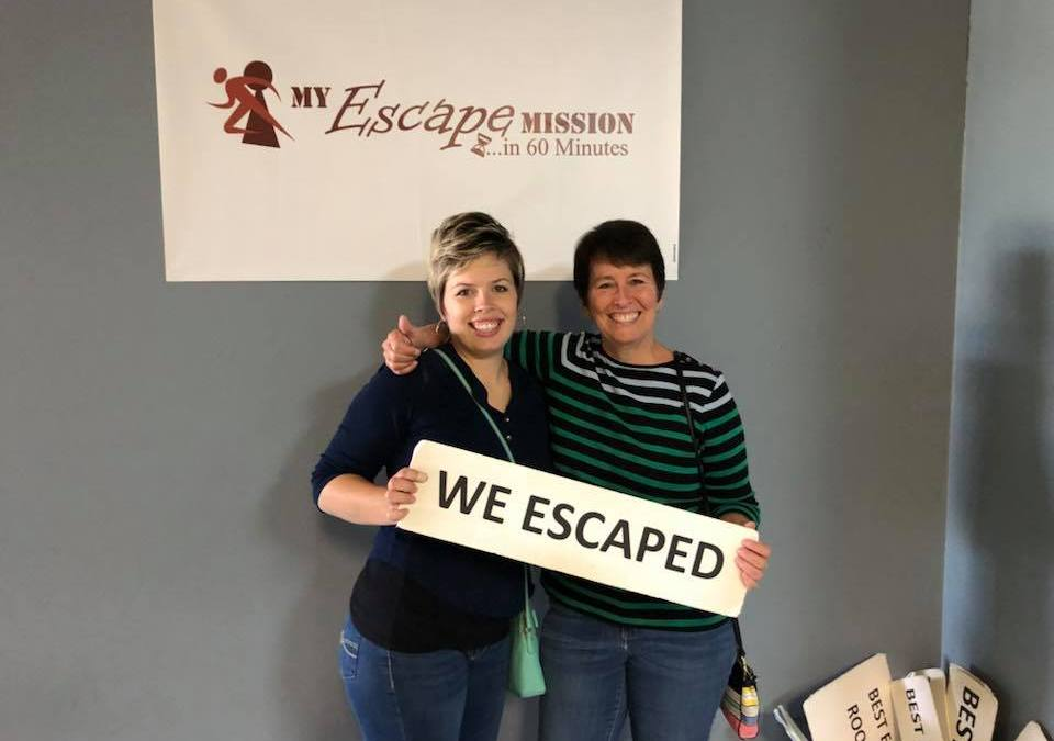 Editing with the Help of an Escape Room
