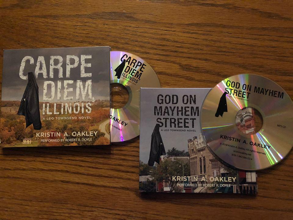 Carpe Diem, Illinois and God on Mayhem Street CDs