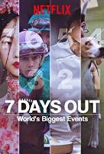 7 Days Out DVD Cover