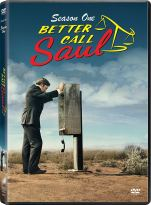 Better Call Saul DVD