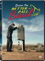 Better Call Saul DVD