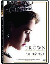 The Crown DVD Cover