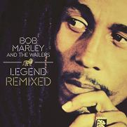 Cover of Bob Marley and the Wailers Legend Remixed Album
