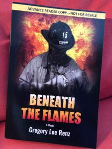 Cover of Beneath the Flames