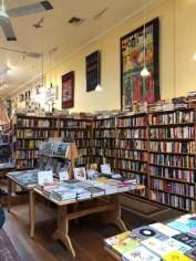 Interior of Levin & Company Books