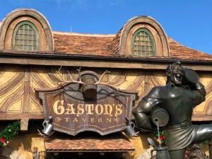Gaston's Tavern in WDW's Magic Kingdom