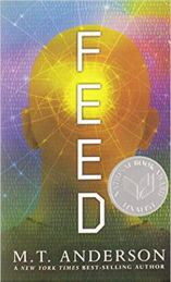 The cover of Feed
