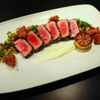 Den sesampanerade tonfisken