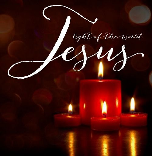 u201cI am the Light of the World.u201d An astounding claim. : advent lighting - www.canuckmediamonitor.org