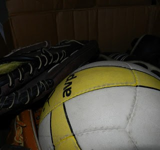 Day 45: Sports Equipment