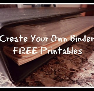 Organize Your Holiday Season and Bills: FREE Printables!