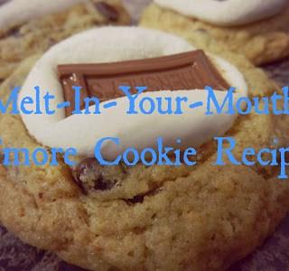 S'more Cookie Recipe