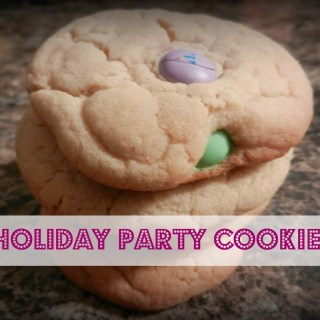 Holiday Party Cookies