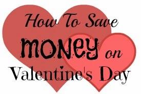 Ways to Save Money on Valentine's Day