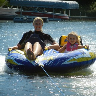 Family Vacation on Stony Lake