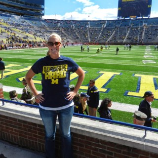Continuing the Tradition of Michigan Football Games