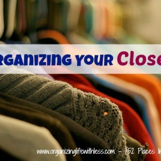 52 Places In 52 Weeks: Closet