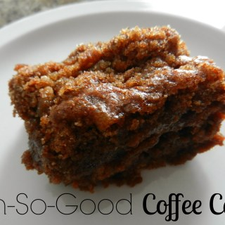 Oh-So-Good Coffee Cake
