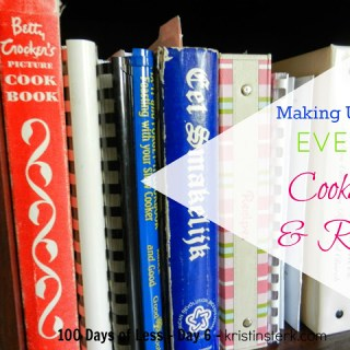 Making Use of Every Cookbook and Recipe – Day 6