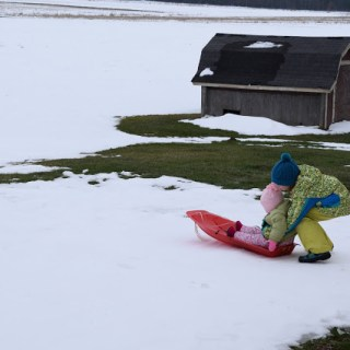 Do You Want To…Go For A Sled Ride?