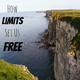 How Limits Set Us Free