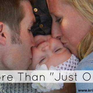 "More Than ""Just One"""