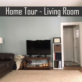 Home Tour – Living Room