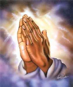 Gambar Berdoa Kristen : gambar, berdoa, kristen, Puasa, Yesus, GRasmi
